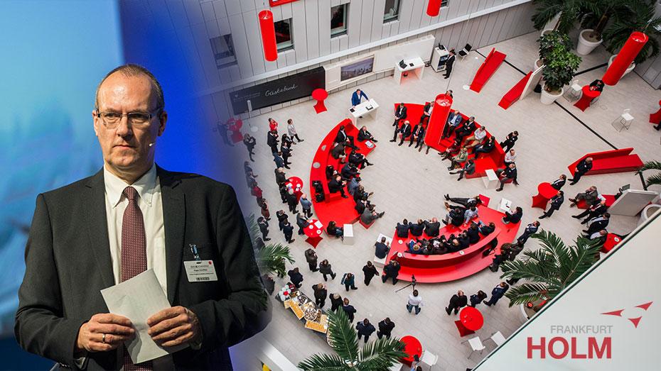Jürgen Schultheis und das HOLM Frankfurt