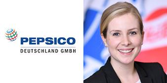 Larissa Ulbrich, PepsiCo Deutschland