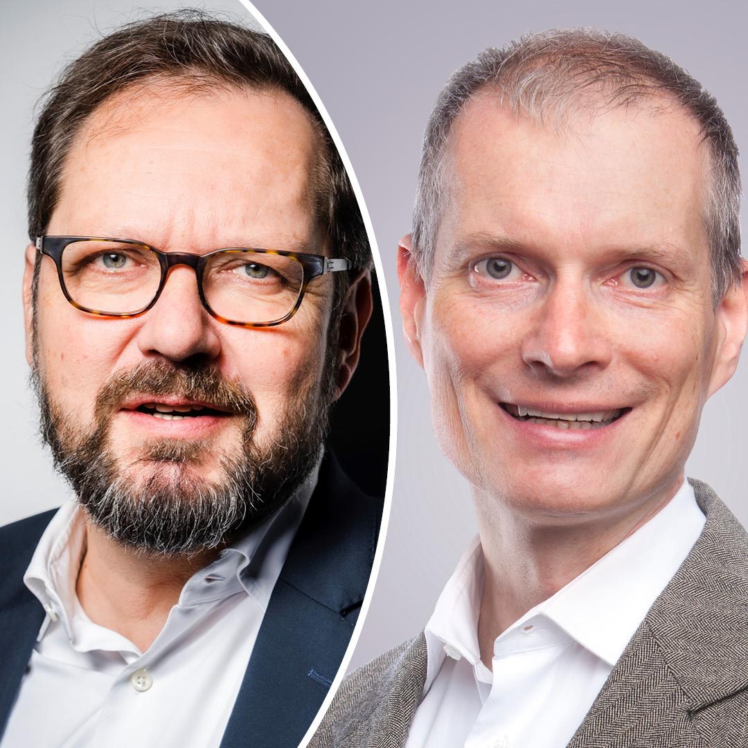 Bernd Frank und Ralf Kasemir von Sustainserv im Interview