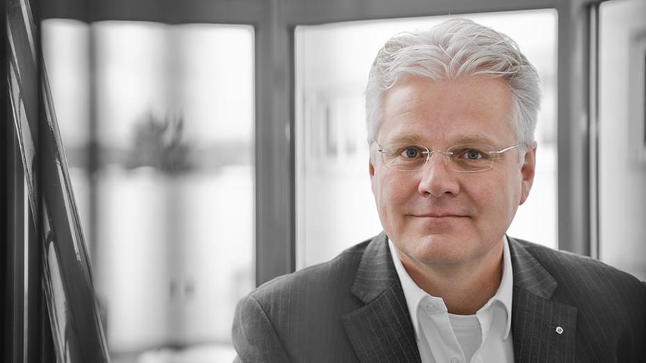 Frank Weber beim Frankfurter Zukunftskongress